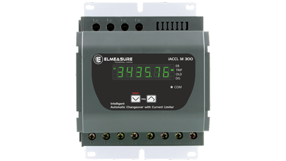 Intelligent Automatic Changeover Switch With Current Limiter